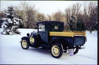 "1929 Model ""A"" Ford Pickup"