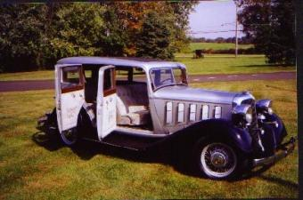 1933 Chrysler Suicide Doors