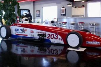 Bobby Unser's World Record Holder