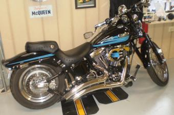 1996 Harley Davidson Springer Bad Boy