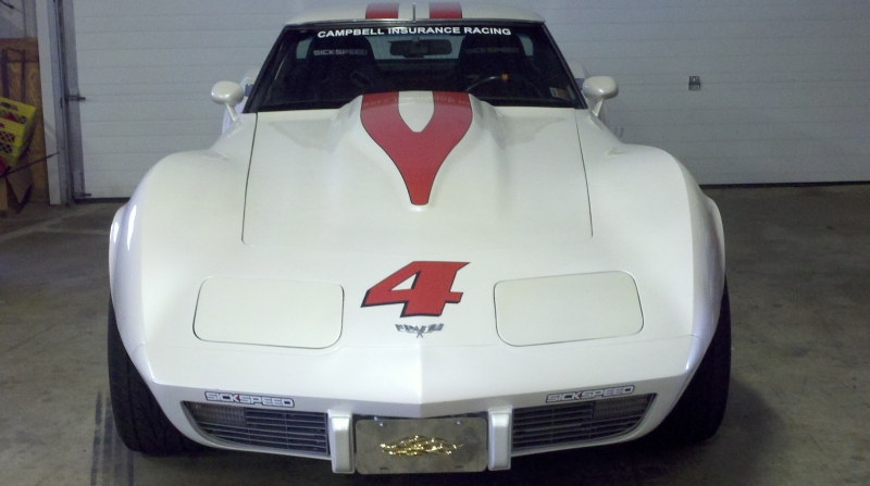 1979 Corvette - Vintage Race Car