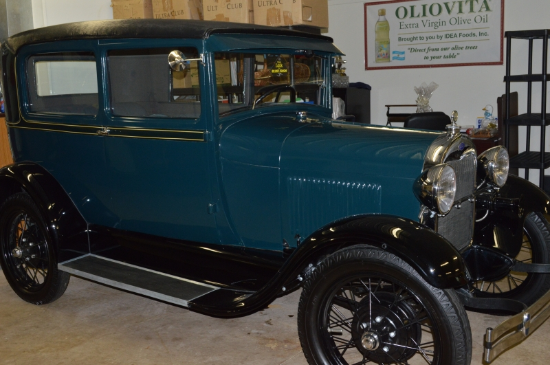 1929 Model A National 1st Place Hershey