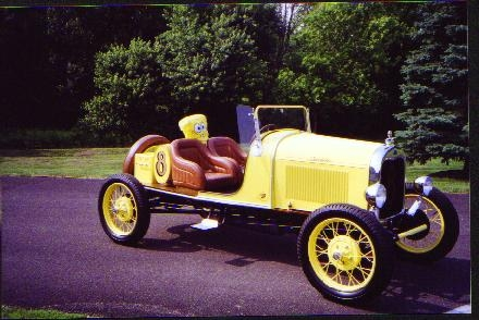 "1929 Model ""A"" Ford Speedster"