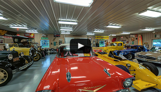Classic Car Collection Tour 2